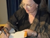 Hanna Schygulla signiert