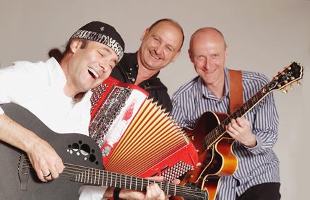 Marcel Adam Trio live im Kurpfalzsaal Edenkoben