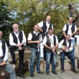 Jazz am Lederstrumpfbrunnen mit der Winestreet Dixie Company