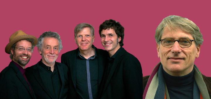 Jazz mit Torsten Zwingenberger, Lyrik mit Hans Thill