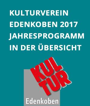 Kulturverein Edenkoben Jahresprogramm 2017