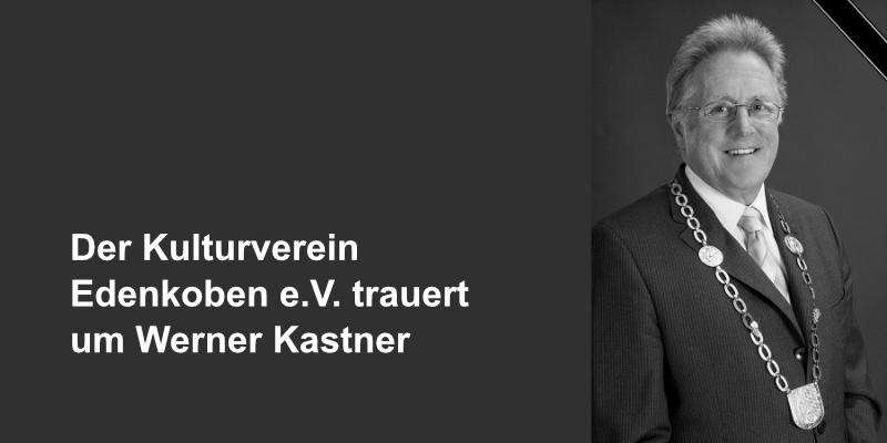 Stadtbürgermeister Werner Kastner aus Edenkoben
